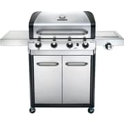 CharBroil Signature 4-Burner Propane Gas Grill w/ Cabinet