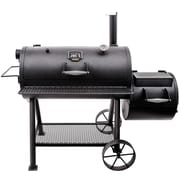 CharBroil Oklahoma Joe's Highland Reverse Flow Offset Charcoal Smoker and Grill