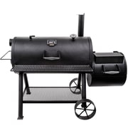 CharBroil Oklahoma Joe's Longhorn Reverse Flow Offset Charcoal Smoker and Grill