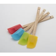Cooks on Fire 4-Piece Silicone Spatulas Set (Set of 4)