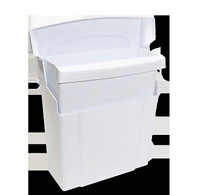 O-Cedar Commercial Sanitary Standing Waste Basket