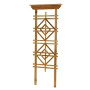 GreatLakesOutdoorLiving Grande Inspiration Wood Lattice Panel Trellis