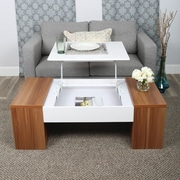 Matrix Coffee Table w/ Lift Top