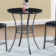 Orren Ellis Shrutika Counter Height Round Dining Table