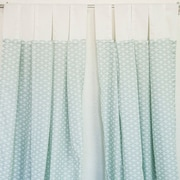 Pam Grace Creations Anchors Away Window Curtain Panels (Set of 2)