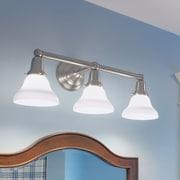 Norwell Lighting Metallique 3-Light Vanity Light