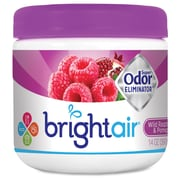 Bright Air Super Odor Eliminator, Wild Raspberry
