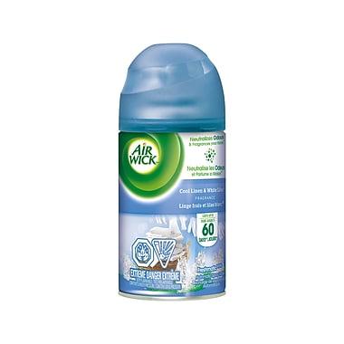 Airwick – Recharge de vaporisateur automatique Freshmatic, parfum Lessive fraîche, 180 g