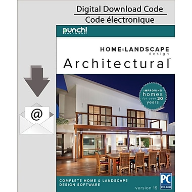 PC Punch. Home & Landscape Design Architectural Series v19 [Download]