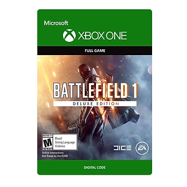 XBox One Battlefield 1: Deluxe Edition [Download]