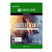 Xbox One – Battlefield 1 : Ensemble mise à niveau de luxe et Pack Hellfighter [Téléchargement]