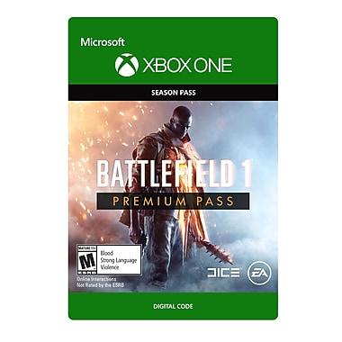 XBox One Battlefield 1: Premium Pass [Download]