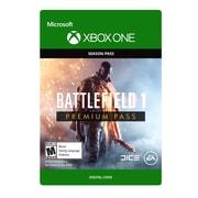 Xbox One – Battlefield 1 : Passe Premium [Téléchargement]