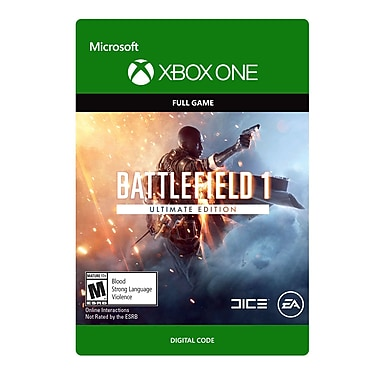 XBox One Battlefield 1: Ultimate Edition [Download]