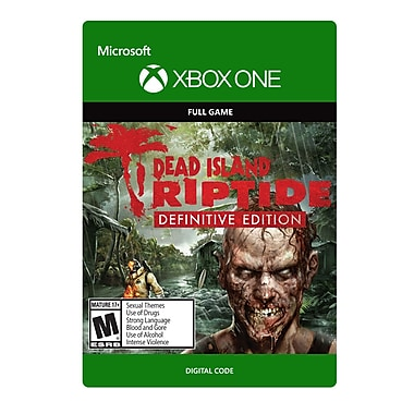 XBox One – Dead Island: Riptide, Definitive Edition [Téléchargement]