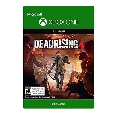 XBox One – Dead Rising 4 [Téléchargement]