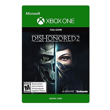 XBox One – Dishonored 2 [Téléchargement]