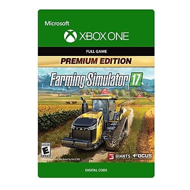 Farming Simulator 2017 Premium pour XBox One [Téléchargement]