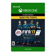 Xbox One – FIFA 17 Ultimate Team FIFA 12000 Points [Téléchargement]