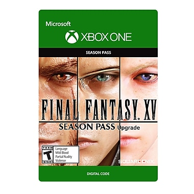 Xbox One – Final Fantasy XV: Season Pass [Téléchargement]