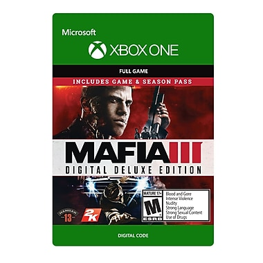 XBox One Mafia III: Digital Deluxe [Download]