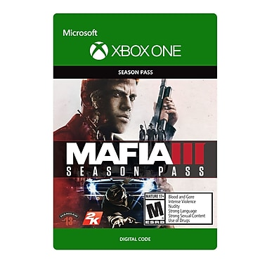 XBox One Mafia III: Season Pass [Download]