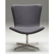 Orren Ellis Bellfield Swivel Side Chair