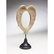 AA Importing Wing Framed Table Mirror