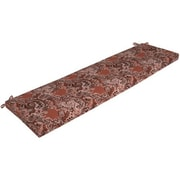 Comfort Classics Bandana Outdoor Patio Bench Cushion