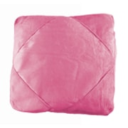 Volar Ideas 3-in-1 Travel Pillow; Pink