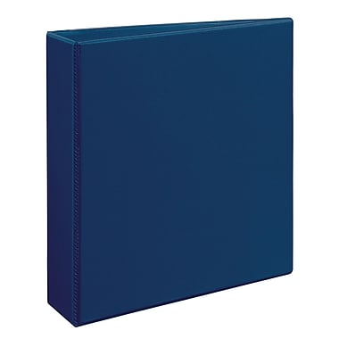 Avery Durable 2-Inch Slant D 3-Ring Binder, Blue (17034)