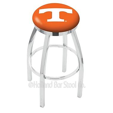 Holland Bar Stool NCAA 25'' Swivel Bar Stool; Tennessee