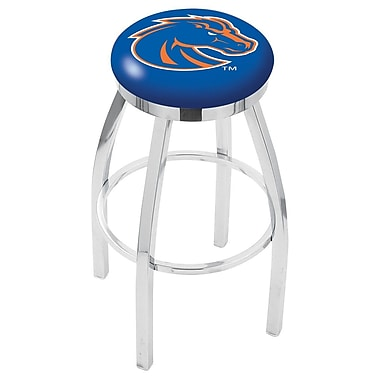 Holland Bar Stool NCAA 30'' Swivel Bar Stool; Boise State