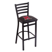 Holland Bar Stool NCAA 30'' Bar Stool; Miami (OH)