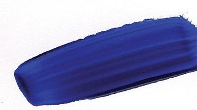 Golden Artist Colors 8 Oz Heavy Acrylic Body Color Paint; Ultramarine Blue