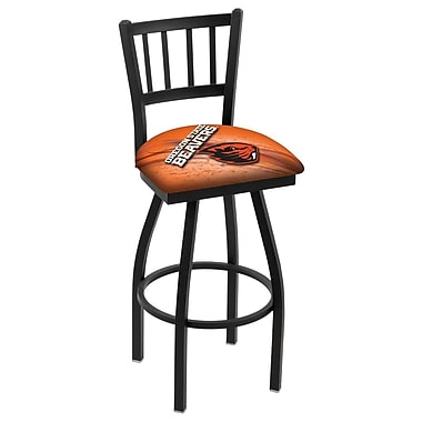 Holland Bar Stool NCAA 30'' Swivel Bar Stool; Oregon State