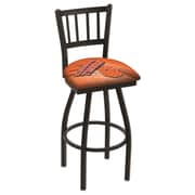 Holland Bar Stool NCAA 30'' Swivel Bar Stool; Clemson