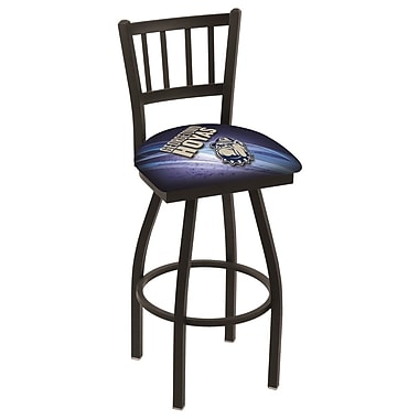 Holland Bar Stool NCAA 30'' Swivel Bar Stool; Georgetown