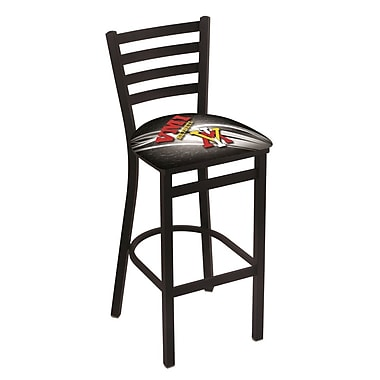 Holland Bar Stool NCAA 25'' Bar Stool; Virginia Military Institute