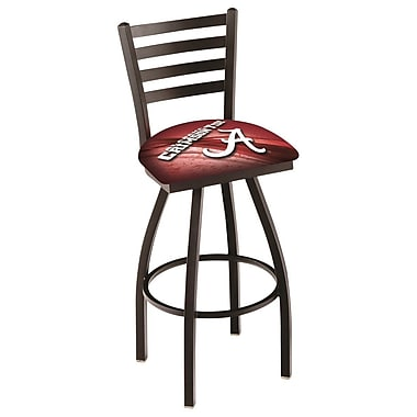 Holland Bar Stool NCAA 30'' Swivel Bar Stool; Wake Forest