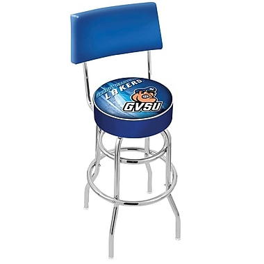 Holland Bar Stool NCAA 30'' Swivel Bar Stool; Grand Valley State
