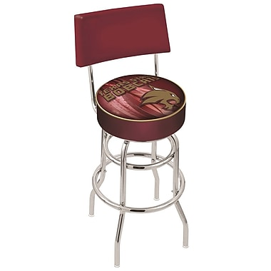 Holland Bar Stool NCAA 25'' Swivel Bar Stool; Texas State