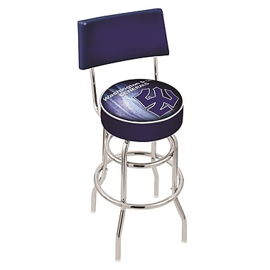 Holland Bar Stool NCAA 30'' Swivel Bar Stool; Washington & Lee