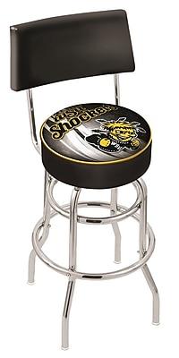 Holland Bar Stool NCAA 25'' Swivel Bar Stool; Wichita State