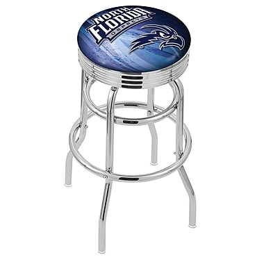 Holland Bar Stool NCAA 25'' Swivel Bar Stool; North Florida