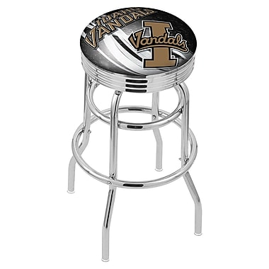 Holland Bar Stool NCAA 25'' Swivel Bar Stool; Idaho