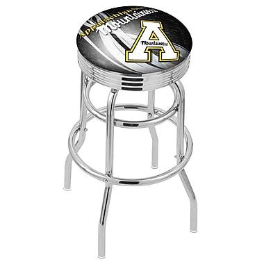Holland Bar Stool NCAA 30'' Swivel Bar Stool; Appalachian State