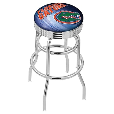 Holland Bar Stool NCAA 25'' Swivel Bar Stool; Florida