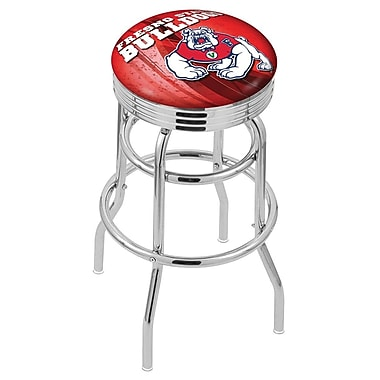 Holland Bar Stool NCAA 30'' Swivel Bar Stool; Fresno State
