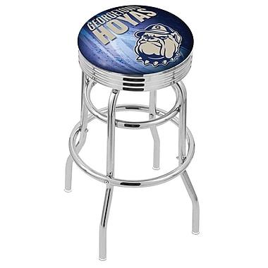 Holland Bar Stool NCAA 25'' Swivel Bar Stool; Georgetown